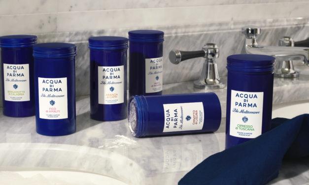 [Hygiène] Les poudres de savon Acqua di Parma