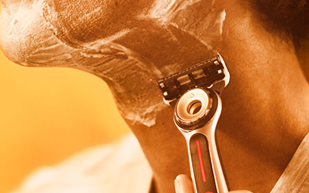 Gillette lance le premier rasoir chauffant