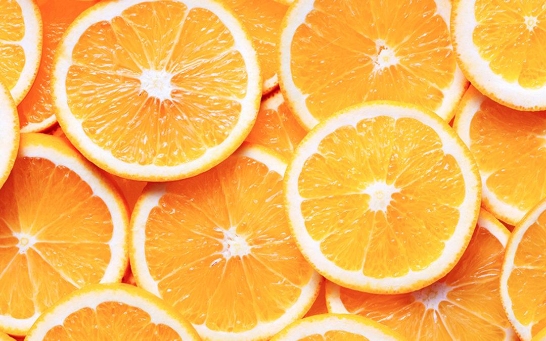 Coups de cœur parfumés autour de l'orange