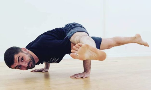 [Bien-être] Yoga au masculin