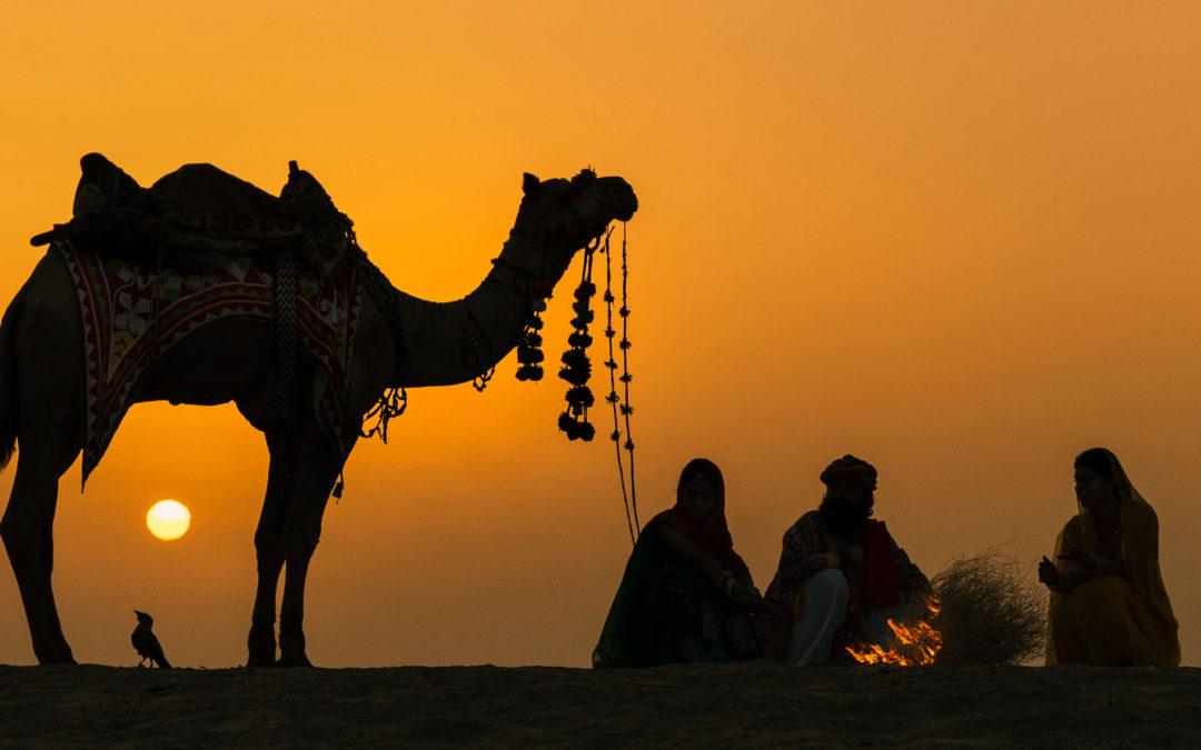 Le désert murmure aux nez des parfumeurs