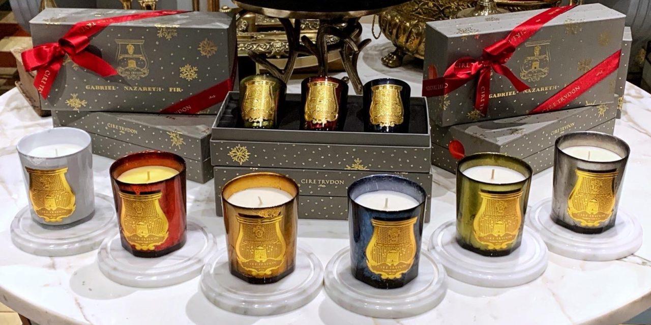 [Bougies] Cire Trudon dévoile sa collection de Noël