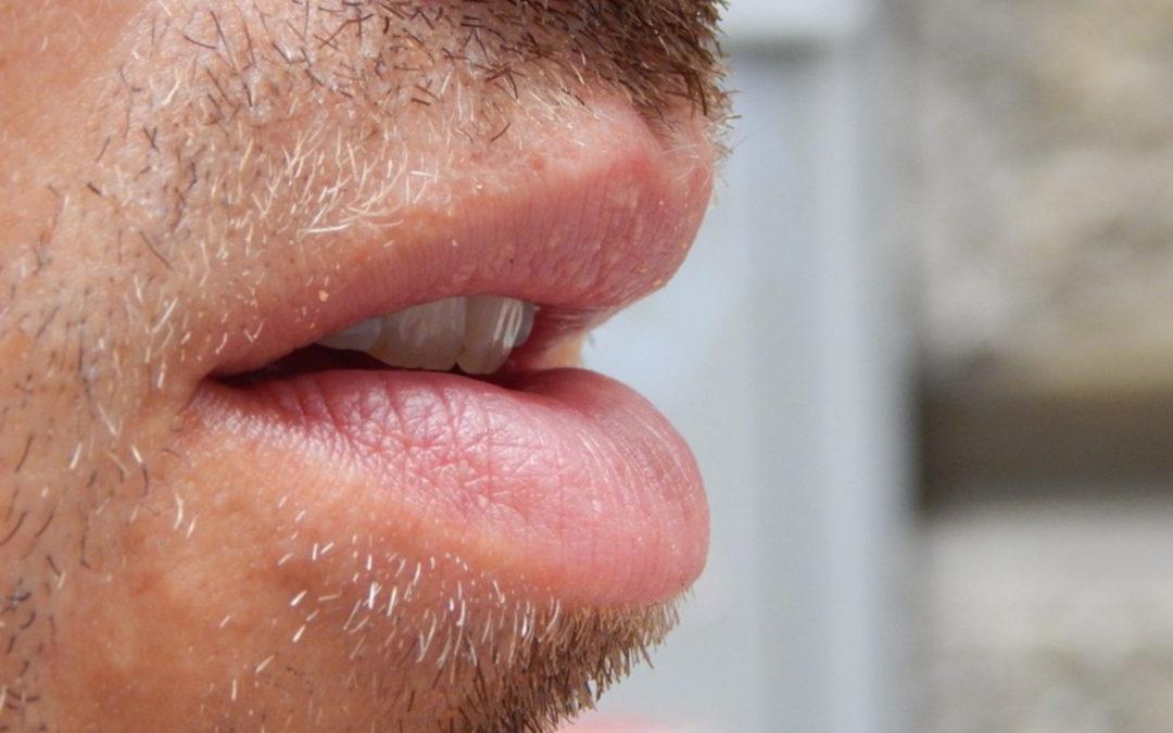 Prendre soin de vos lèvres en hiver