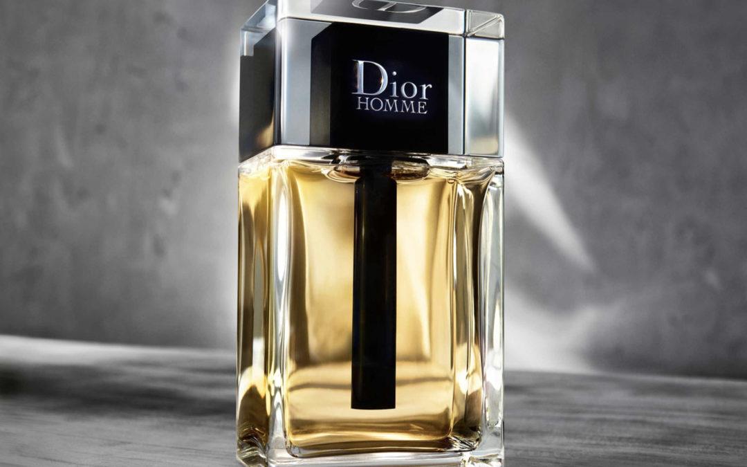 Nouveau parfum Dior Homme, mais pourquoi ?