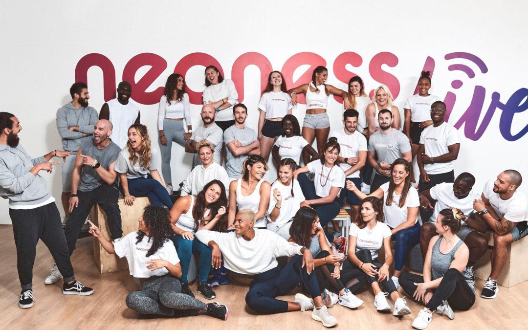 Neoness Live, l'expérience digitale