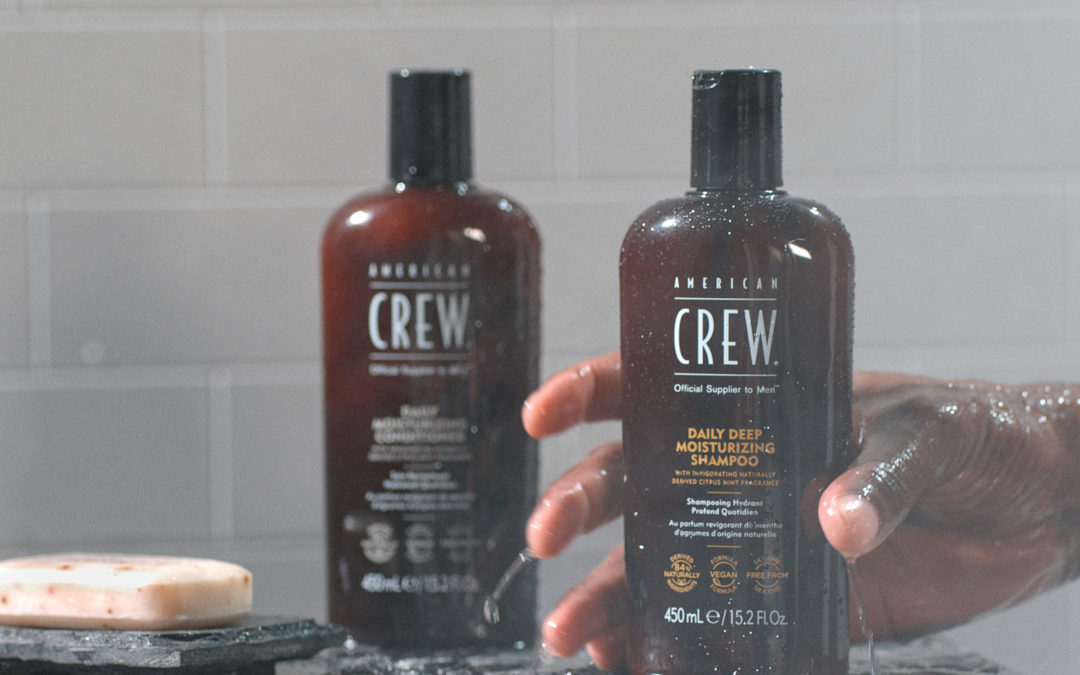 Nouvelle gamme capillaire American Crew