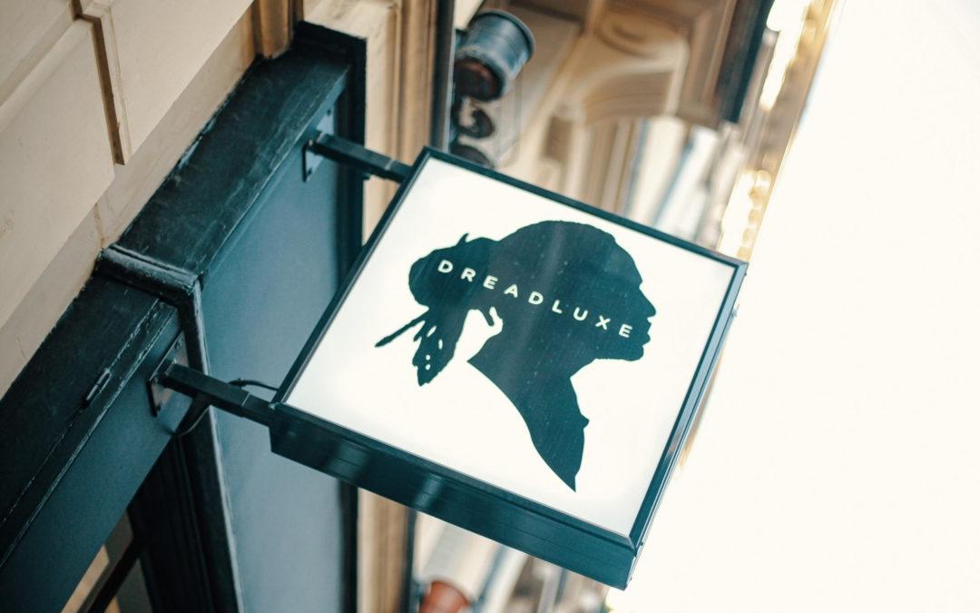 Maison de coiffure parisienne pour dreadlocks