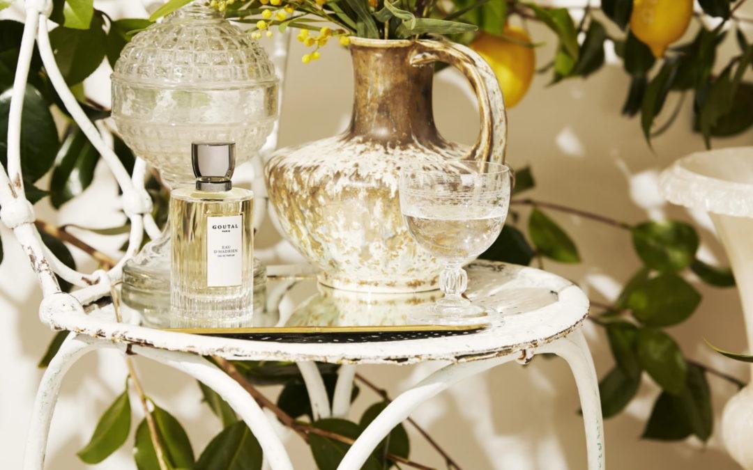 Eau d'Hadrien, parfum inspiré et inspirant