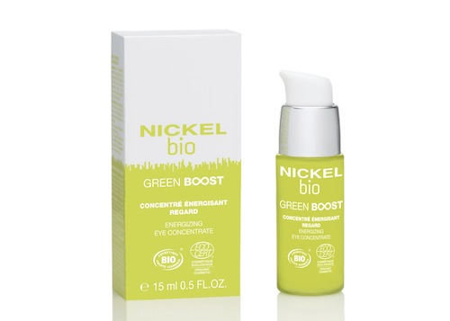 Concentré Energisant Regard de Nickel Bio