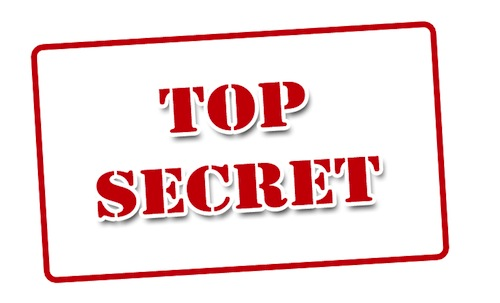Parfums de rentree… Top secret…