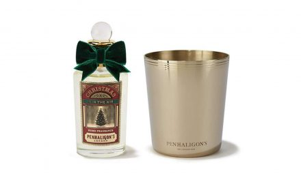 Christmas is in the air chez Penhaligon's
